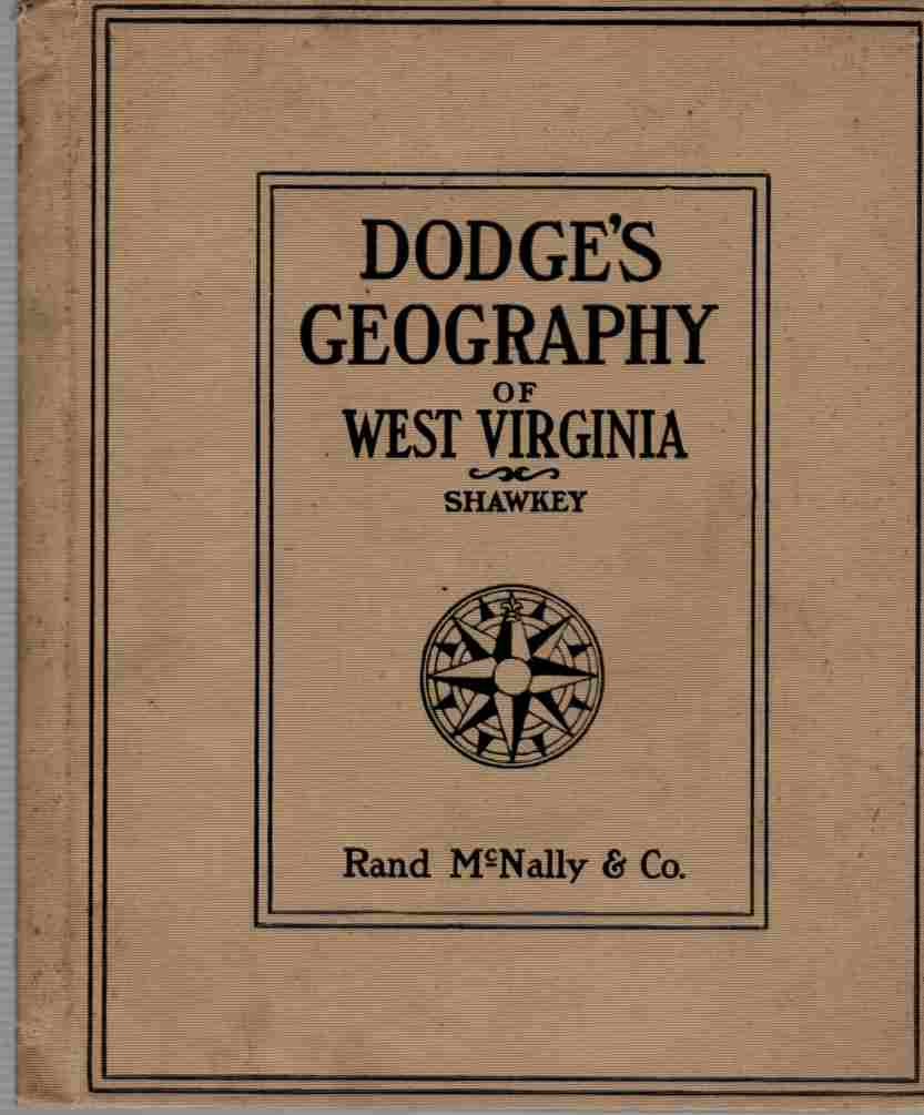 Image for Dodge's Geography of West Virginia