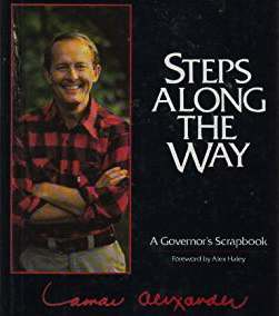 Image for Steps Along the Way, a Governor's Scrapbook