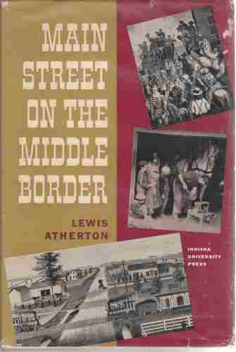 Image for Main Street on the Middle Border  (Author Signed)
