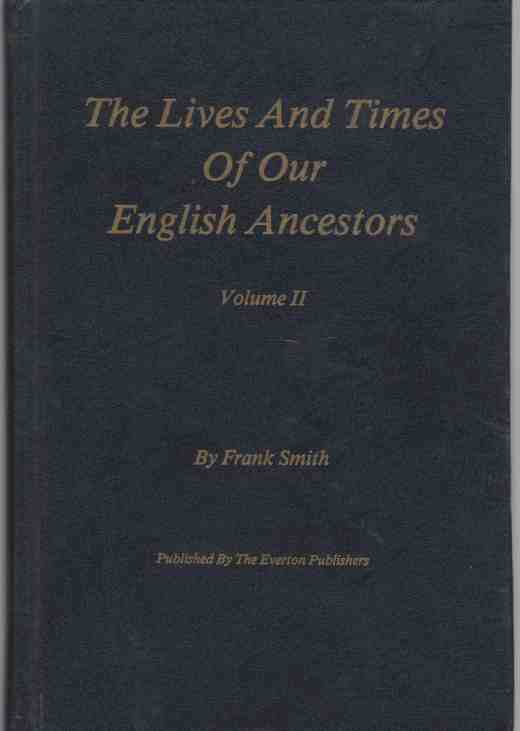 Image for The Lives And Times Of Our English Ancestors