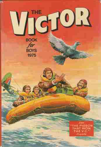 Image for The Victor Book for Boys 1975