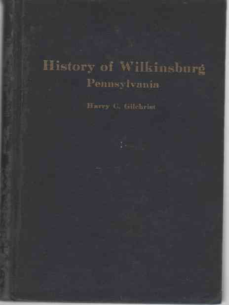 Image for History of Wilkinsburg, Pa