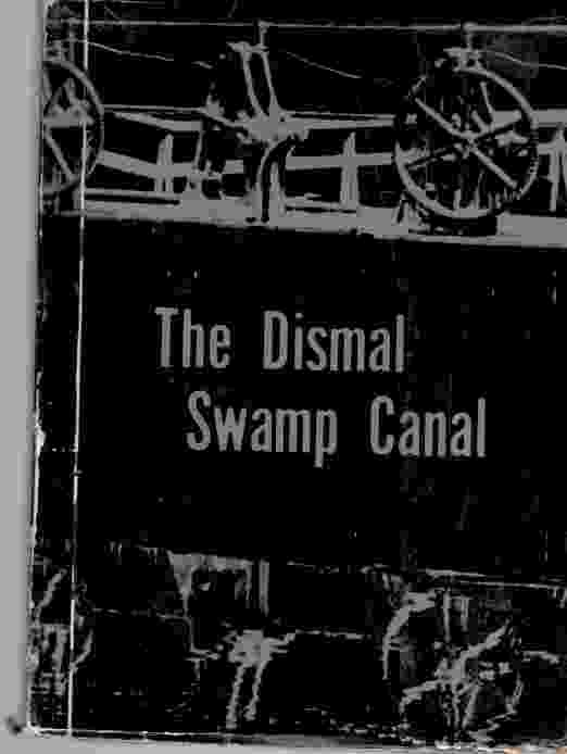 Image for The Dismal Swamp Canal (Signed by Author)