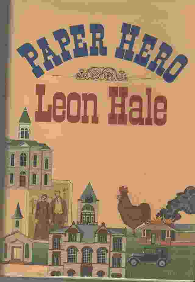 Image for Paper Hero  (Author Signed)