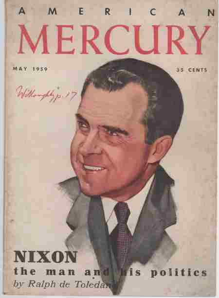 Image for American Mercury: Nixon the man and his politics