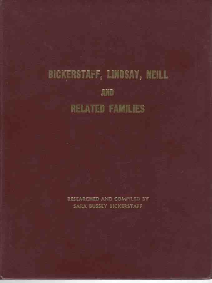 Image for Bickerstaff, Lindsay, Neill, and related families