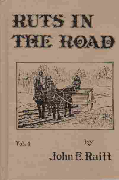 Image for Ruts in The Road (Vol 1-4)