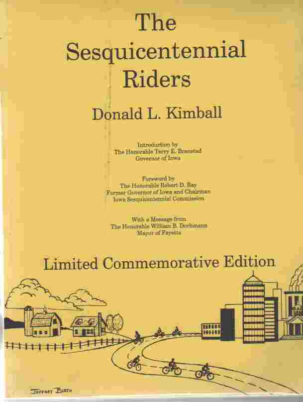 Image for The sesquicentennial riders