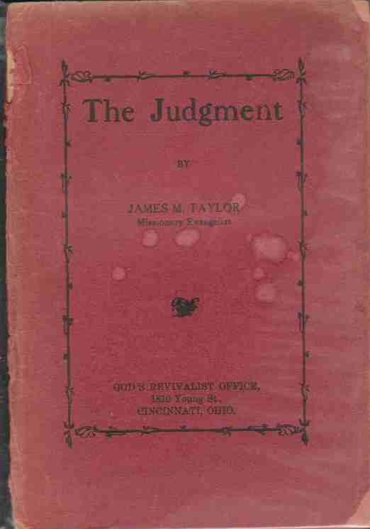 Image for The Judgement