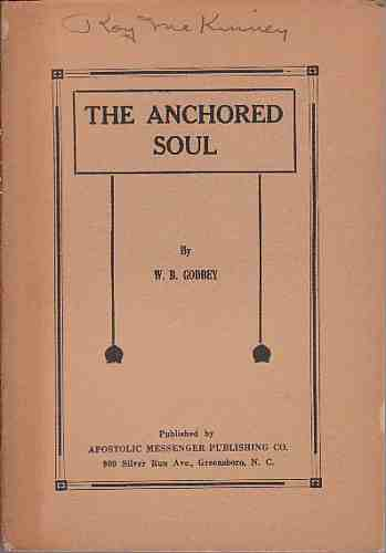 Image for The Anchored Soul