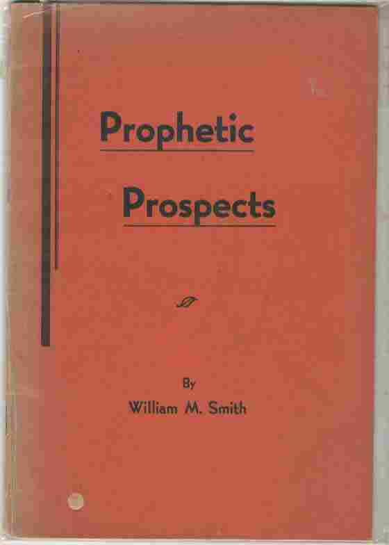 Image for Prophetic prospects  Six articles on prophecy