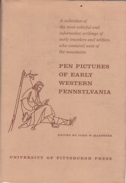 Image for Pen Pictures Of Early Western Pennsylvania