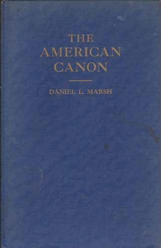 Image for The American Canon  (Author Signed)