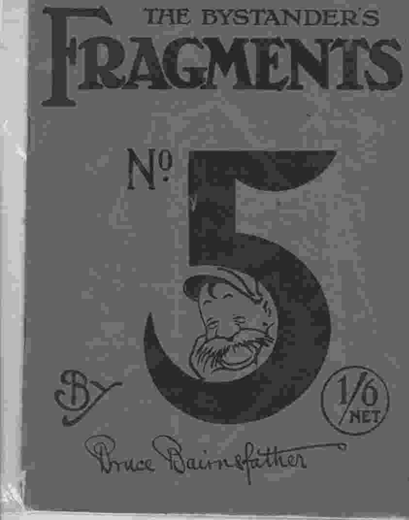 Image for The Bystander Fragments from France, Vol 5
