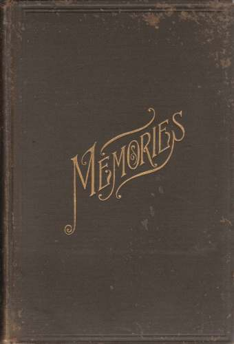 Image for Memories  A record of personal experience and adventure during four years of war