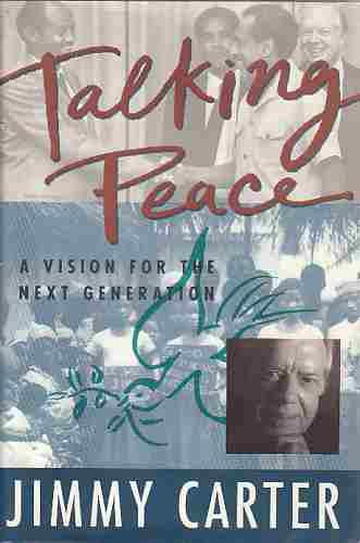 Image for Talking Peace (Author Signed)  A Vision for the Next Generation