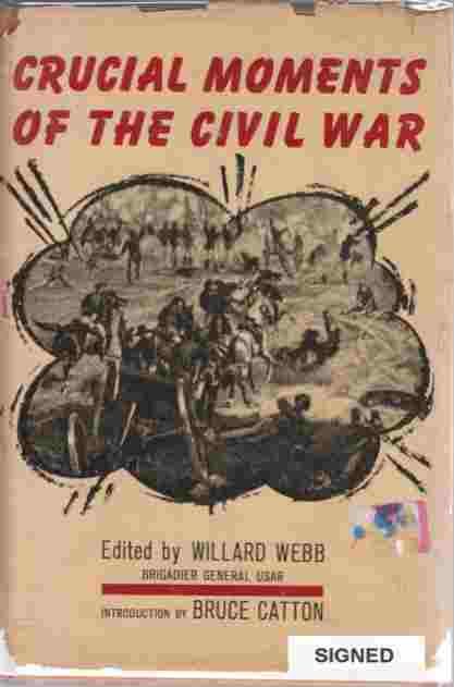 Image for Crucil Moments of the Civil War