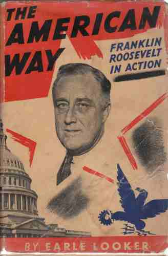 Image for The American way  Franklin Roosevelt in action,