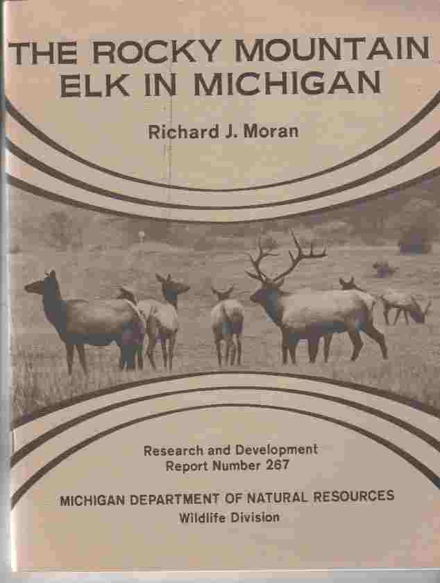 Image for The Rocky Mountain elk in Michigan