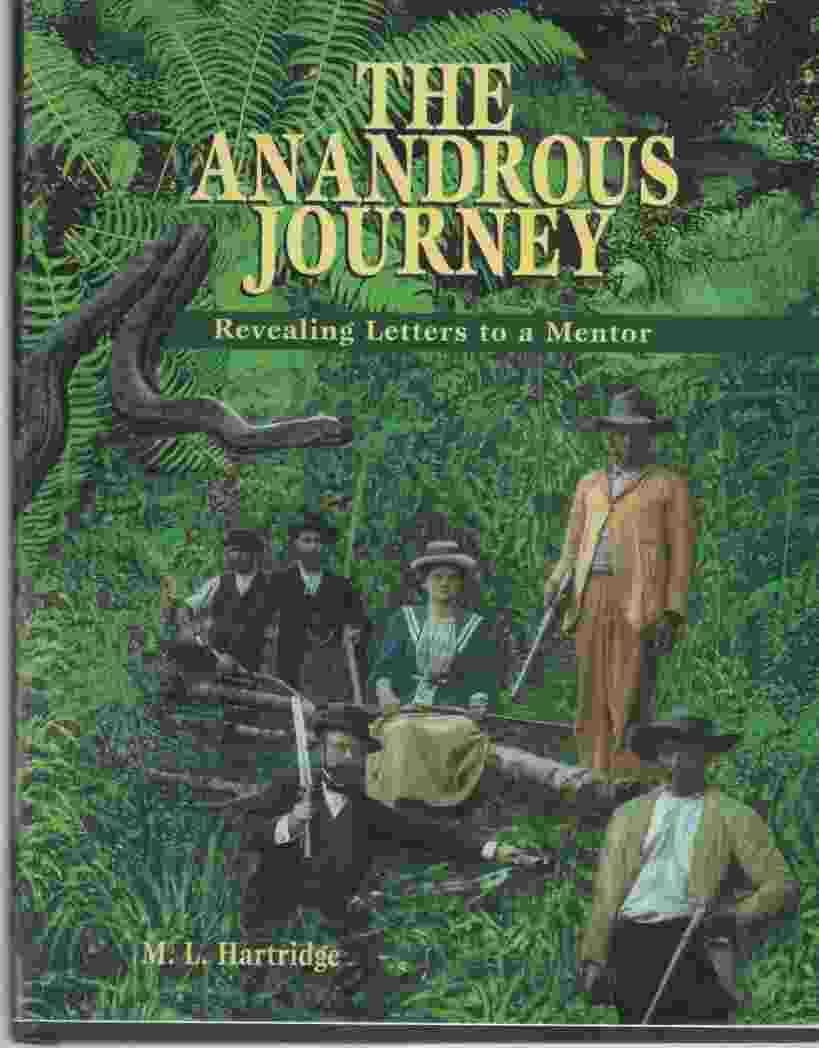 Image for The Anandrous Journey  The Discovery of Revealing Letters to a Mentor