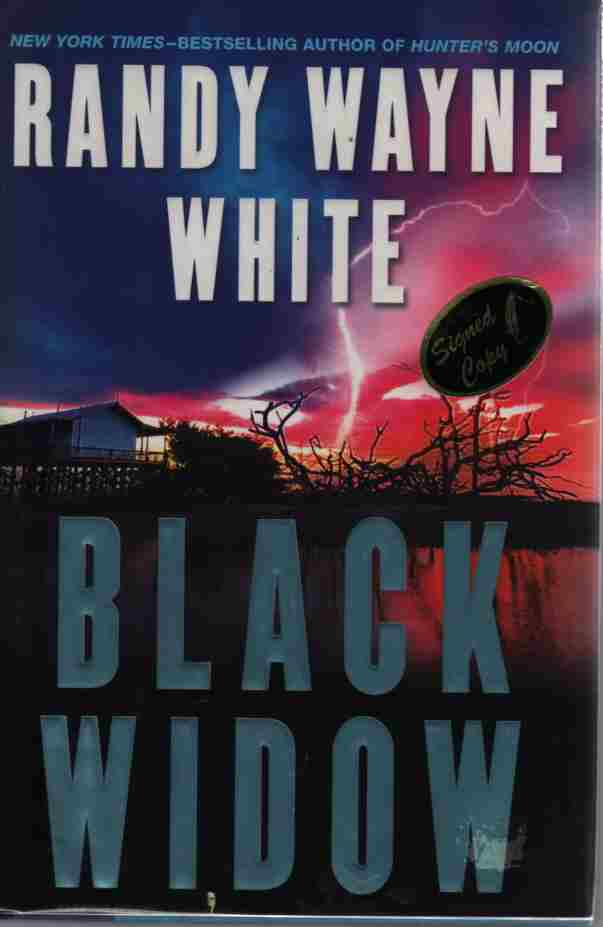 Image for Black Widow  (Author Signed)