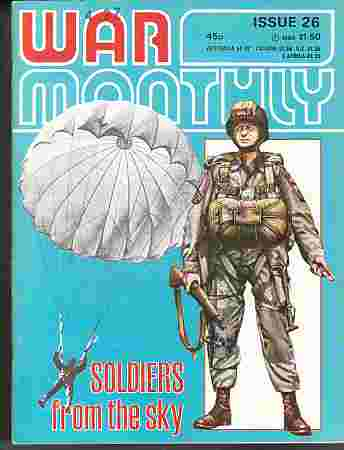 Image for War Monthly, Issue 26, May 1976