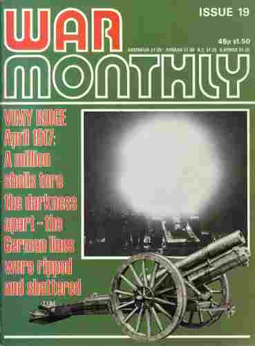 Image for War Monthly, Issue 19