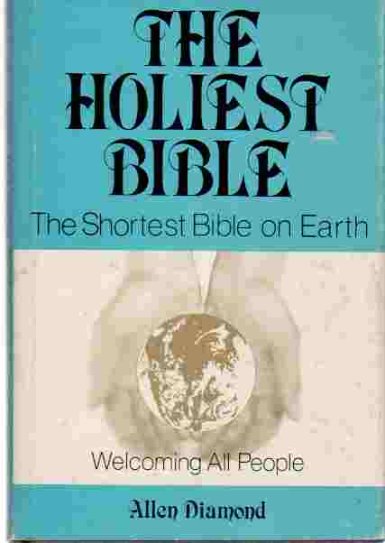 Image for The holiest bible  The shortest bible on earth