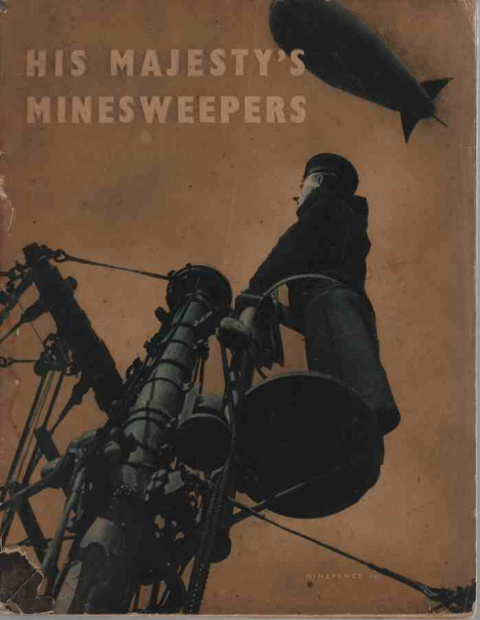 Image for His Majesty's Minesweepers, 1943