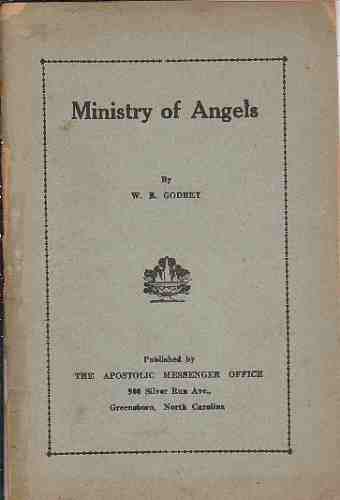 Image for Ministry of Angels