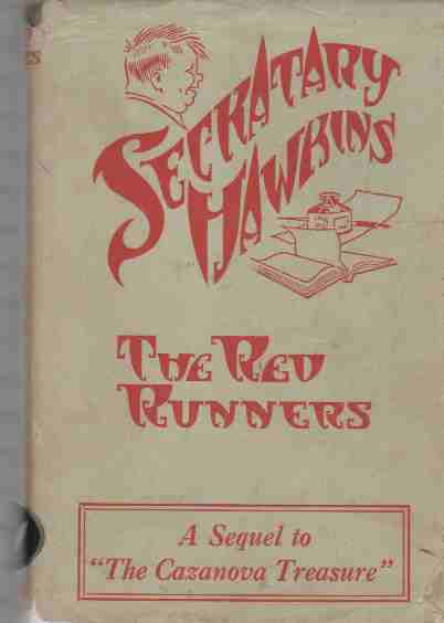 Image for The Red Runners A sequel to The Cazanova Treasure (Author Signed)