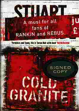 Image for Cold Granite  (Author Signed)