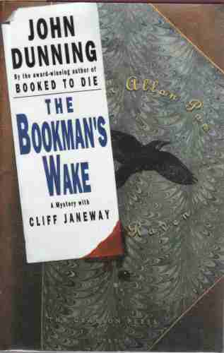 Image for The Bookman's Wake   A Mystery with Cliff Janeway (Author Signed)