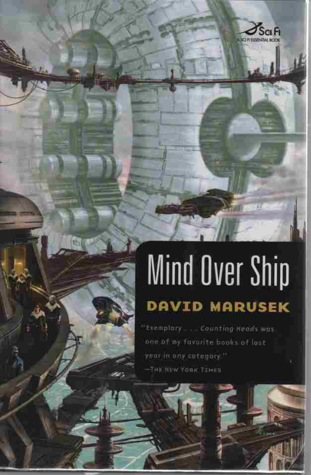 Image for Mind Over Ship  (Author Signed)