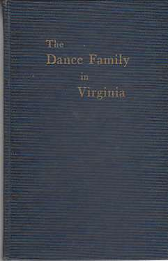 Image for The Dance family in Virginia,