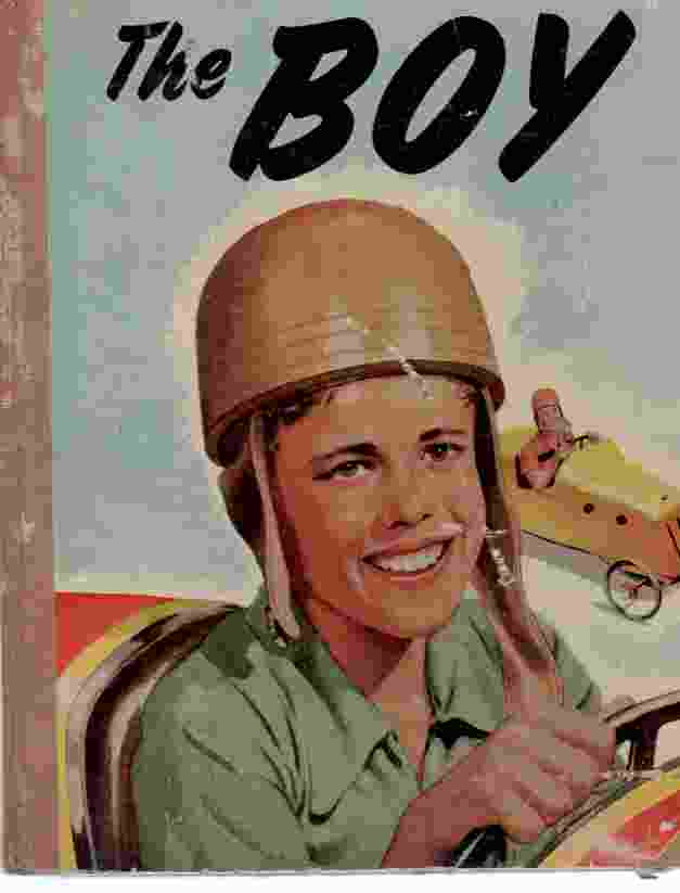 Image for The Boy-Annual for 1940