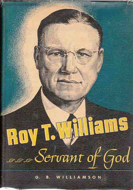 Image for Roy T. Williams  Servant of God