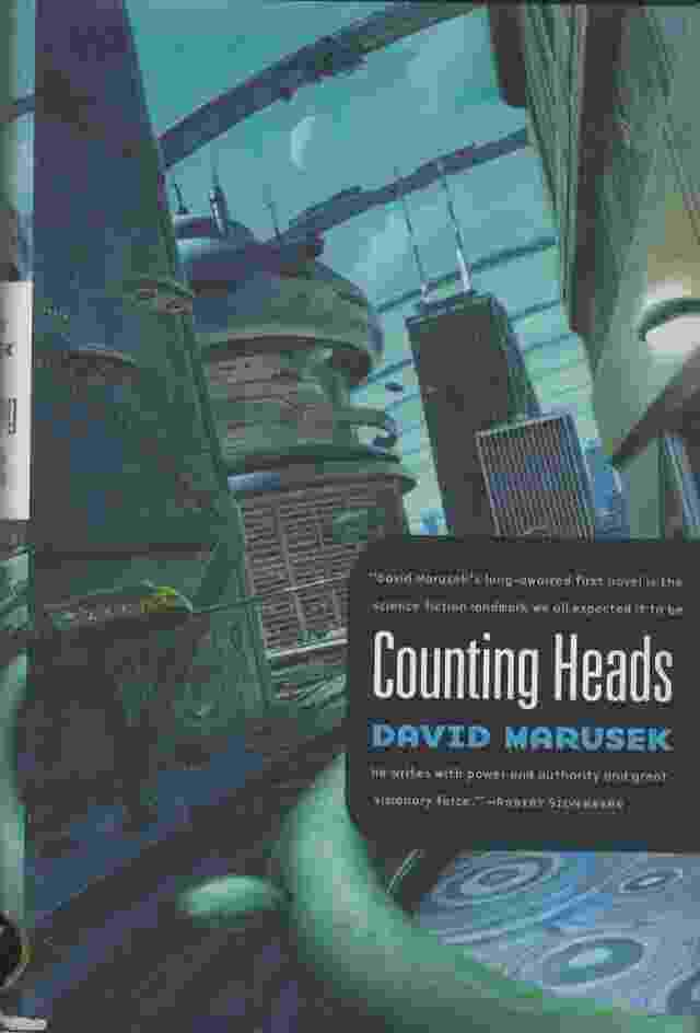 Image for Counting Heads (Author Signed)