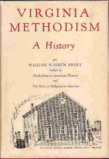 Image for Virginia Methodism a history