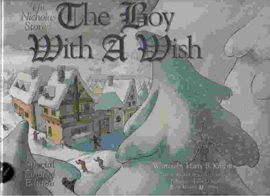 Image for The Boy With a Wish  (Author Signed)
