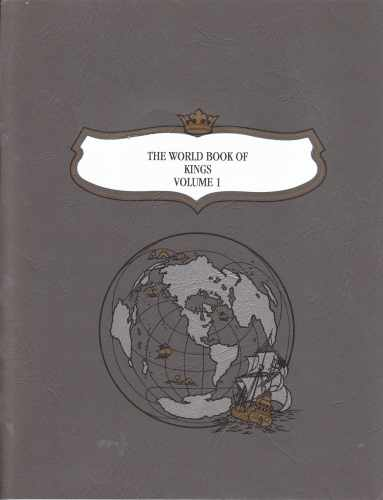Image for The World Book of Kings Vol. 1&2