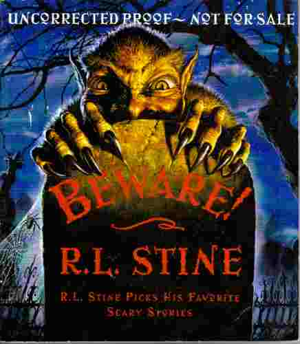 Image for Beware! R.L. Stine picks his favorite scary stories.