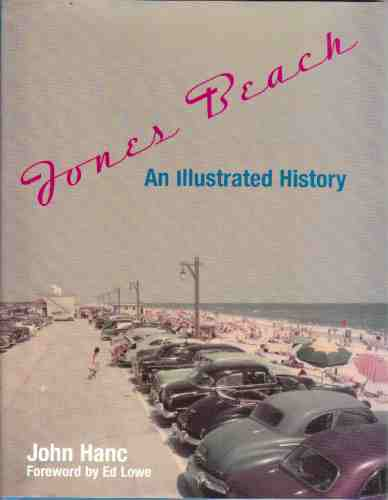 Image for Jones Beach  An Illustrated History