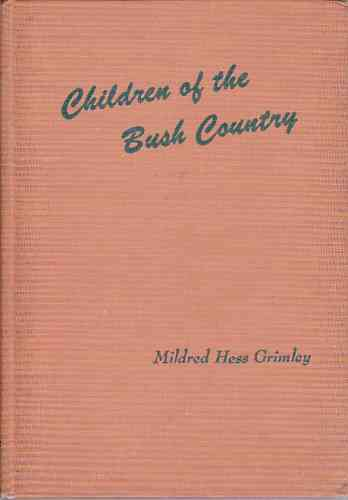 Image for Children of the bush country