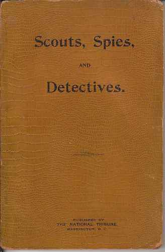 Image for Scouts, Spies, and Detectives of the Great Civil War