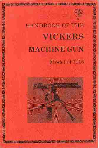 Image for Handbook of the Vickers machine gun, model of 1915