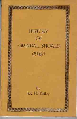 Image for History Of Grindal Shoals