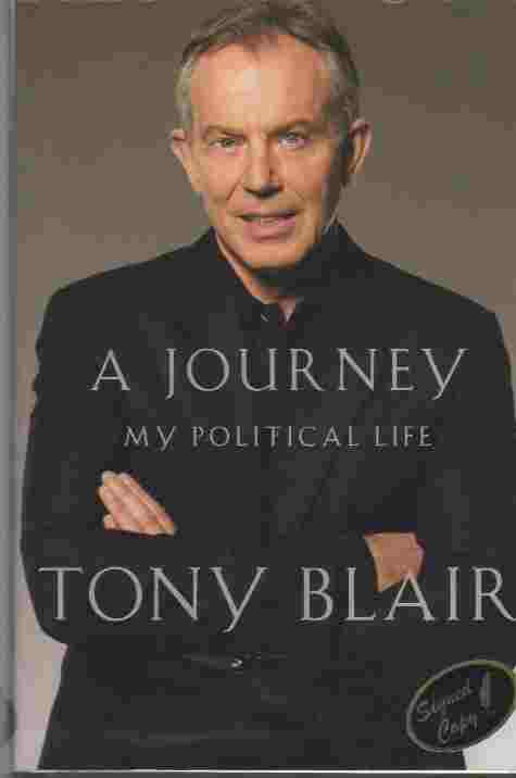 Image for A Journey  My Political Life (Author Signed)
