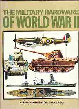 Image for The Military Hardware Of World War II