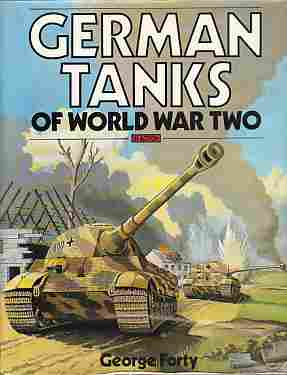 Image for German Tanks of World War Two in Action